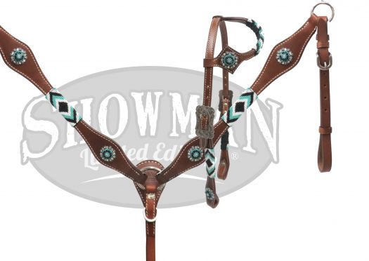 10337E Limited Edition Beaded Tack Set