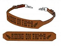 175995 Riding On Faith Wither Strap