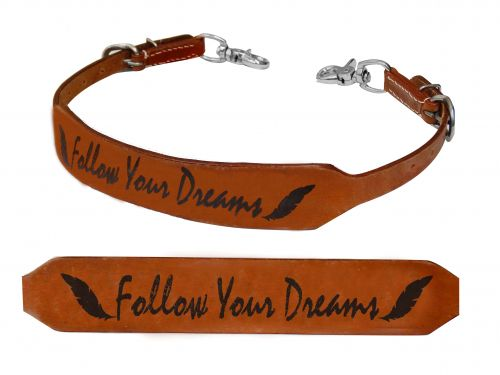 175996 Follow Your Dreams Wither Strap