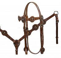 12976 vintage cross tack set
