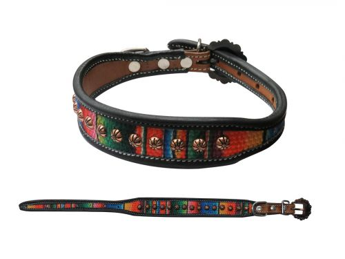 DC-04 Serape Dog Collar